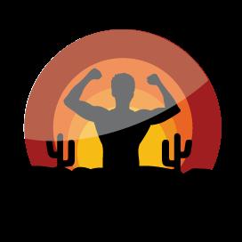 Arizona Wrestling Logo